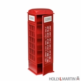 Fancy Holly & Martin Jasper Phone Booth Cabinet by Southern Enterprises