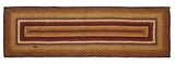 Fancy Napa Valley Jute Rug/Runner Rect by VHC Brands