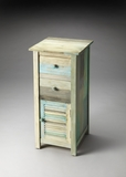 Fancy Styled Fiona Painted Rustic Accent Chest by Butler Specialty
