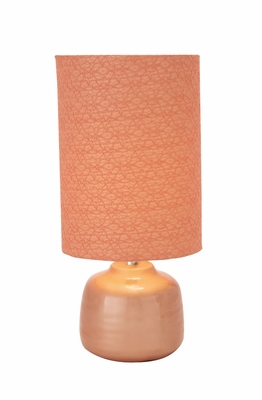 Fancy Unique Styled Ceramic Table Lamp by Woodland Import