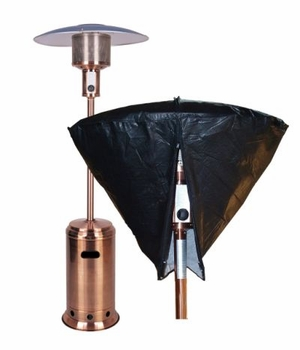 Fano Patio Heater Head Vinyl Cover, Magnificent And Shining Creation by Well Travel Living