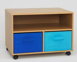 Fantastic Customary Styled Boy's TV cart by 4D Concepts