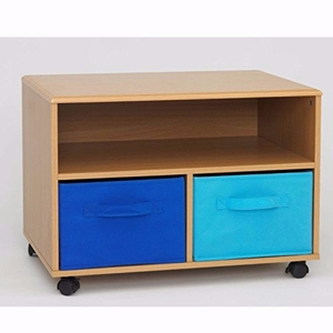 4D Concepts Fantastic Customary Styled Boy's TV cart by 4D Concepts