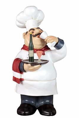 Fantastic Must Have Fashionable Resin Chef
