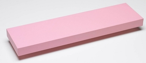 Fantastic Pink Polished Magnetic Shelves 2 Pack by 4D Concepts