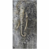 Fantastic Styled African Mammoth II Classy Painting by Yosemite Home Decor