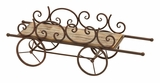 Farmers Cart Themed Planter Stand For Your Plants Brand Woodland