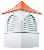 "Farmington Cupola 84"" x 131"" by Good Directions"