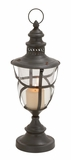 Fascinating Beautiful Styled Metal Glass Lantern by Woodland Import