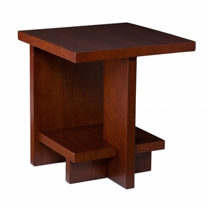 Fascinating Contemporary Styled Avery End Table by Southern Enterprises