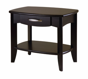 Winsome Wood Fascinating Contemporary Styled Danica End Table