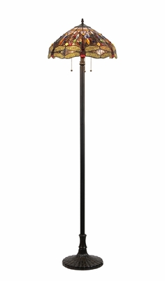 Fascinating Styled Fancy Floor Lamp by Chloe Lighting