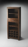 Fascinating Styled Fancy Hewett Bar Cabinet by Butler Specialty