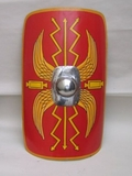 Fascinating Styled Fancy MDF Roman Shield by IOTC