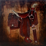 Fascinating Styled Let's Ride I Classy Painting by Yosemite Home Decor