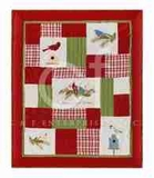 Feathered Holiday Throw, 8.5 Inch  X 20 Inch Brand C&F