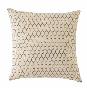 "Fenced In Pillow Fabric 16x16"" Brand VHC"