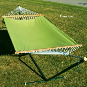 Fiera Kiwi 11' Fabric hammock by Alogma