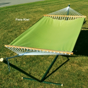 Fiera Kiwi 13 foot fabric hammock by Alogma