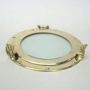Finland Porthole Window Enchanting Nautical Display Piece Brand IOTC