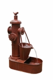 Fire Hydrant Tiering Fountain by Alpine Corp