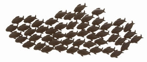 Fish Wall Decor - Modern Wall Decor With Tranquil Fish Brand Woodland