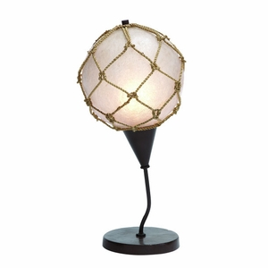 Fishing Net Design Lamp with a Sleek Look Brand Woodland