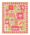 Flamingo Fun Quilt Handmade Luxury Cal Queen  Quilts Brand C&F