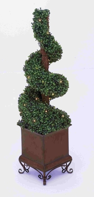 Florence Eye-catching LED Boxwood Creation Brand Benzara
