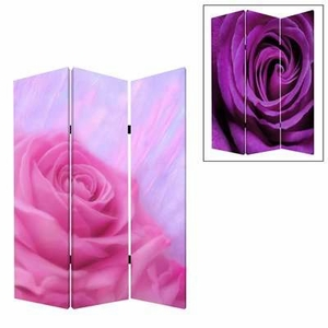 Flourish 3 Panel Screen Crafted with Artistic Detailing Brand Screen Gem