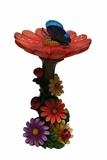 Flower Birdfeeder by Alpine Corp