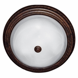 Flush Mount Lighting Series Outstanding 3 Light in Venetian Bronze by Yosemite Home Decor