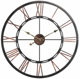 Frances Antique Styled Mallory Clock by Cooper Classics
