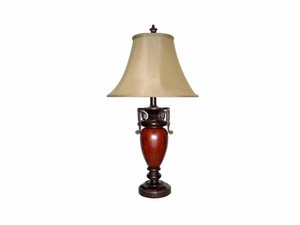 Francisco Table Lamp with Vintage Detailing and Look by 4D Concepts