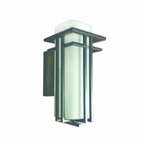 Frederick Collection Enchanting Medium Size Exterior Light in Oil Rubbed Bronze by Yosemite Home Decor