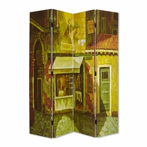 French Quarter Screen Crafted with Mediterranean Design Brand Screen Gem