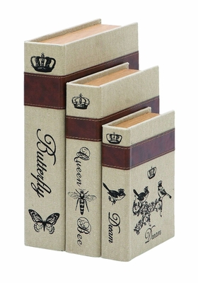 Fun And Clever Nature Garden Themed Book Box Set Brand Woodland