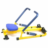 Fun and Fitness for kids - Multifunction Rower in Steel tube, plastic components by Redmon
