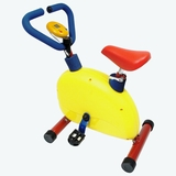 Fun and Fitness for kids - Stationary Bike in Steel tube, plastic components by Redmon