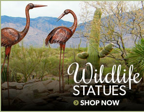 Wildlife Statues