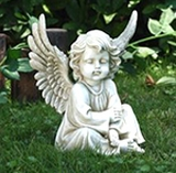 Garden Angels and Cherubs