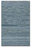 """Genoa 16"""" Rug Constructed in Rescued Denim and Undyed Wool Brand Uttermost"""