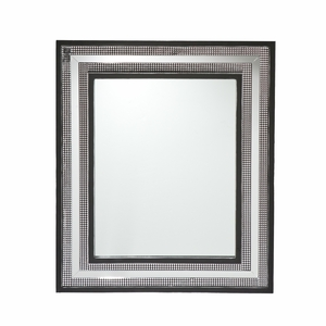 Gleaming Piece of Franklin Decorative Wall Mirror by Southern Enterprises
