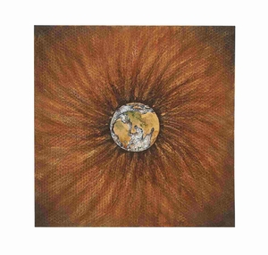 Globe Sunflower?s Hypnotized Canvas Art Brand Benzara