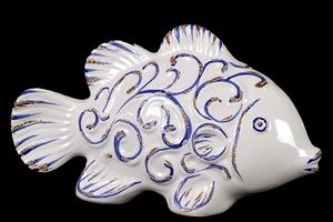 Glossy Well-Designed Decorative Ceramic Fish
