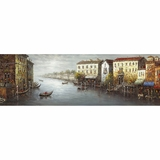 Gorgeous A Canal in Venice II Artwork by Yosemite Home Decor