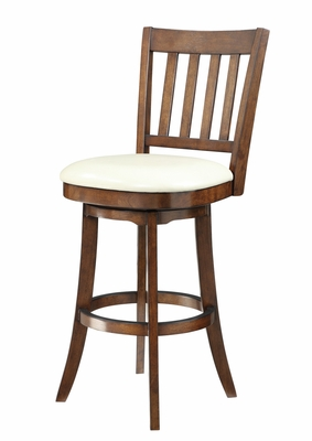 Gorgeous Piece of Wooden Mission Bar Stool by Office Star