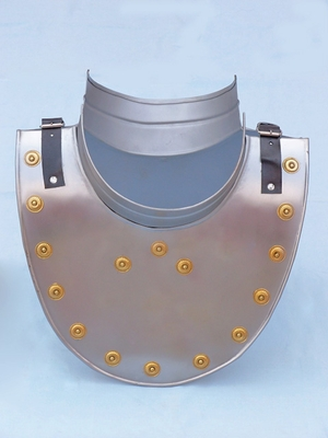 Gorget Set Metal Medieval Armor Brand Wild Orchid