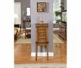 Granada 5 Drawer Jewelry Armoire with Intricate Detailing Brand Nathan
