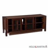 Grand Holly & Martin Kenton TV Stand/Media Console by Southern Enterprises